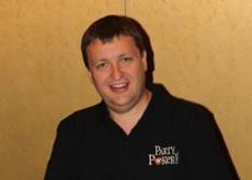Тони Джи заключает партнерский договор с Party Poker